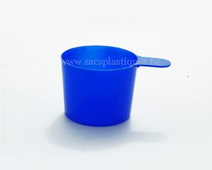 75 ml Scoops en plastique