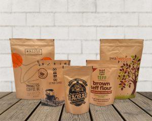 Emballage biodégradable