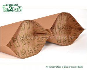 Sacs en papier biodégradables