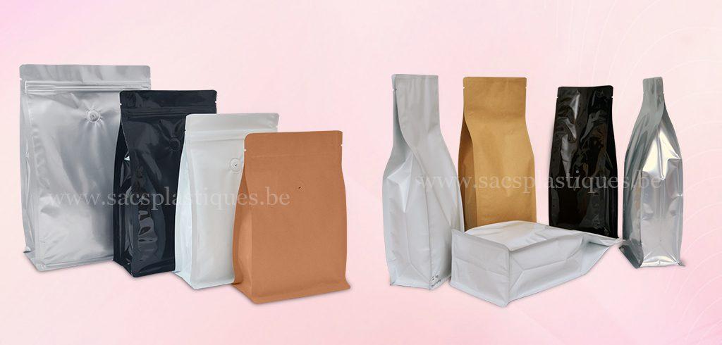 Flat Bottom Bags 2