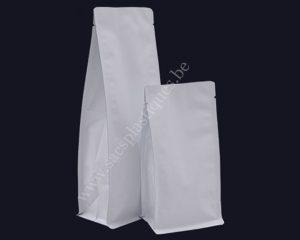 Mat Blanc sans fermeture éclair