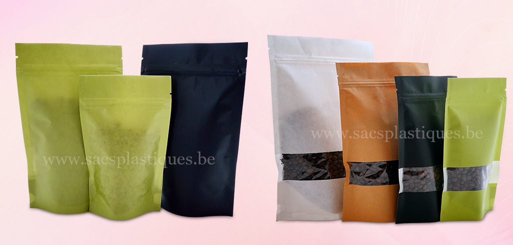 sacs papier sac papier kraft sachet papier kraft sac en papier. Black Bedroom Furniture Sets. Home Design Ideas