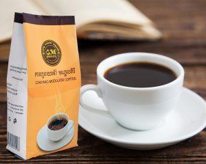 Sac de café personnalisé