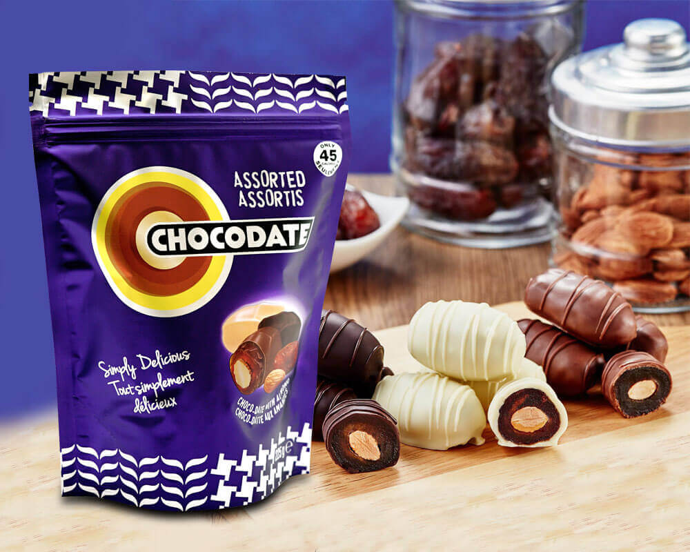 EMBALLAGE DE CHOCOLAT
