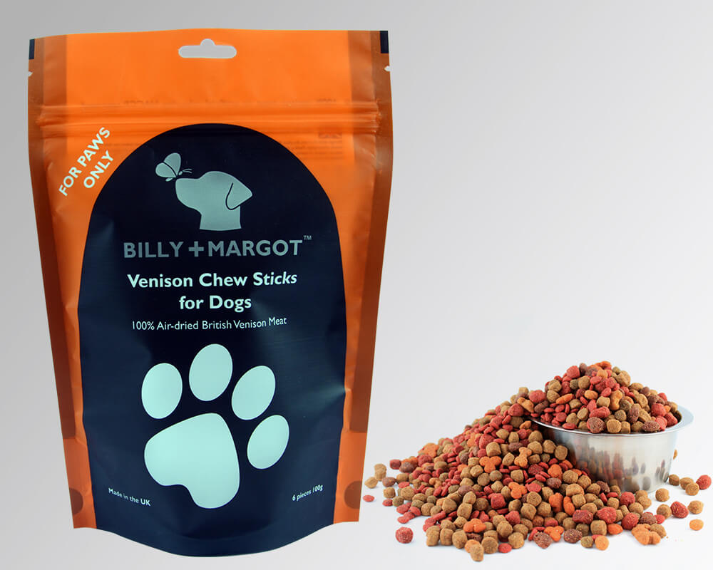 EMBALLAGE D'ALIMENTS POUR ANIMAUX